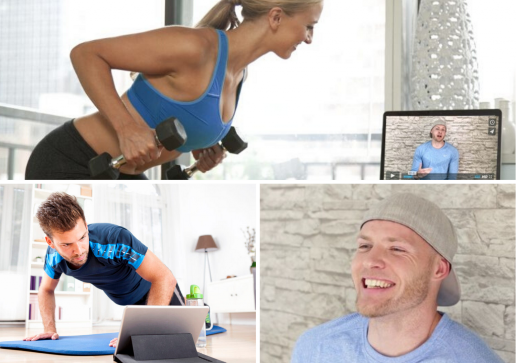 Online Personal Training Marcus Pappert