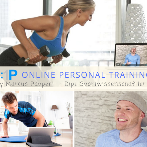 Online Personal Training by Marcus Pappert